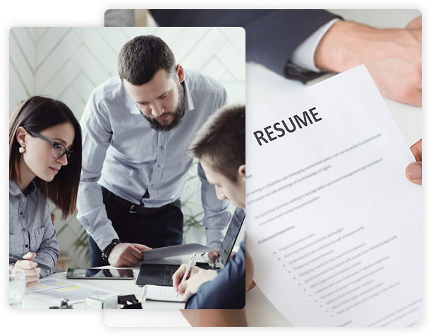 Resume Writing Services – McGehrin group